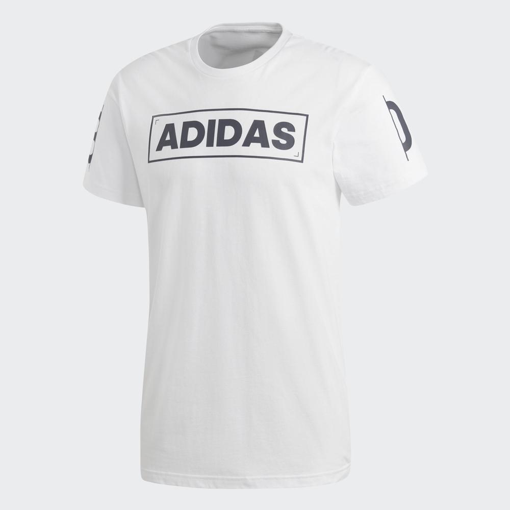 adidas 短袖上衣 男 CV4537