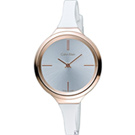 Calvin Klein 活躍系列時尚腕錶(K4U236K6)白