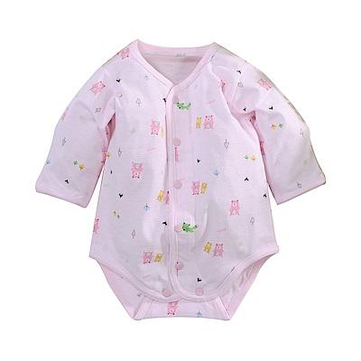 薄款純棉護手連身衣 b0181 魔法Baby