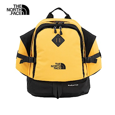 The North Face北面經典款撞色戶外休閒日常雙肩背包|3KUQLR0|WASATCH