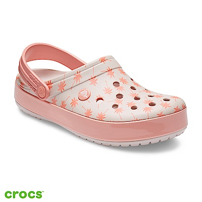 Crocs 卡駱馳 (中性鞋) 卡駱班花紋克駱格 205579-6PR