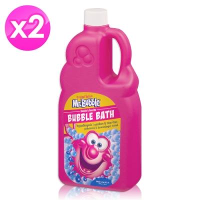 美國 Mr.Bubble 泡泡浴 (原味)-36oz (2入)