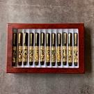 ARTEX 12生肖亮金鋼珠筆木盒典藏組