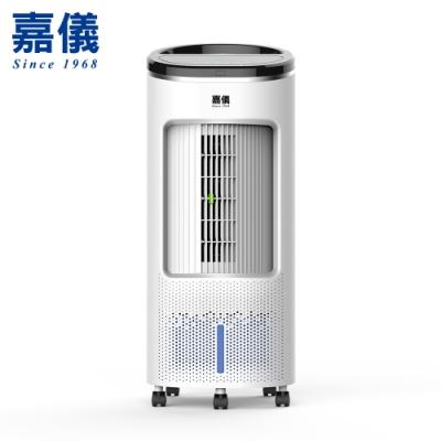 嘉儀 4段速微電腦遙控水冷霧化扇 KEC-9388