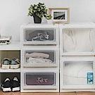 [週年慶限定]Home Feeling 可堆疊收納箱/塑膠櫃/收納櫃3入組