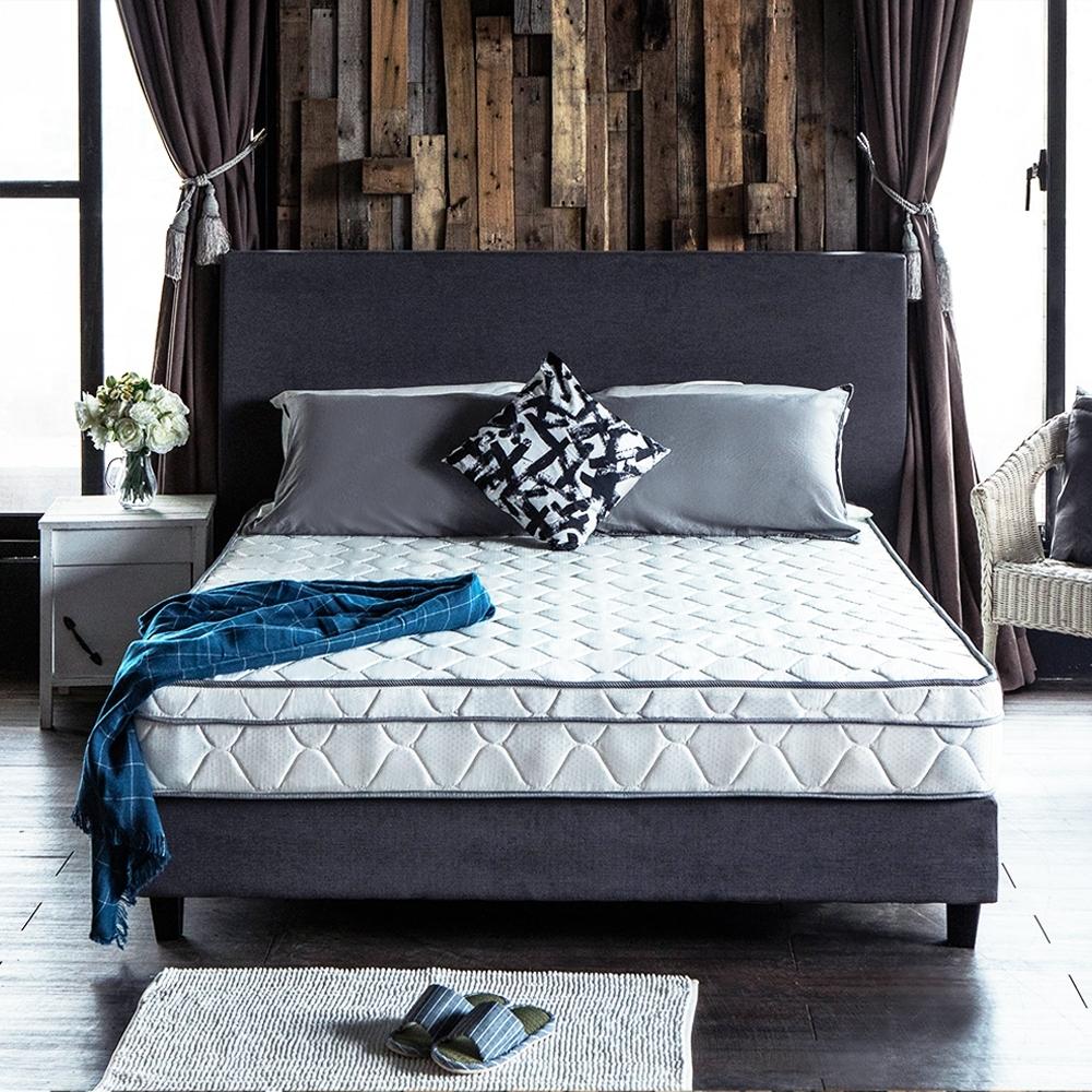 obis Julia三線3M防潑水雙人加大6尺蜂巢式獨立筒床墊