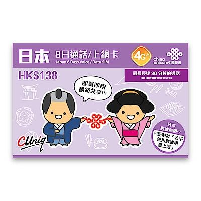 買一送一 日本上網卡 Softbank電信8日3GB上網卡 @ Y!購物