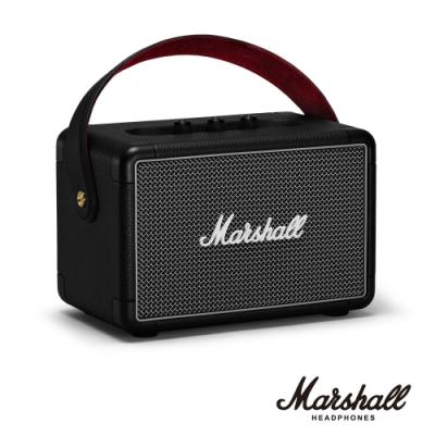 Marshall KILBURN II 無線藍牙喇叭| 經典黑