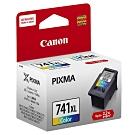 佳能 Canon CL-741XL 原廠高容量彩色墨水匣