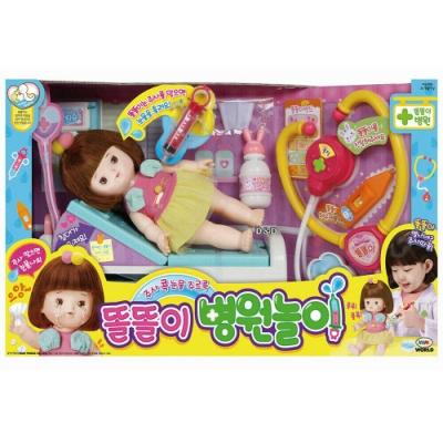 MIMI World - 小朵莉醫護組(附娃娃)