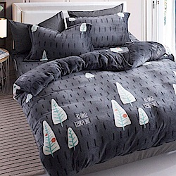 Grace Life 綠野仙蹤 單人法蘭絨被套床包三件組