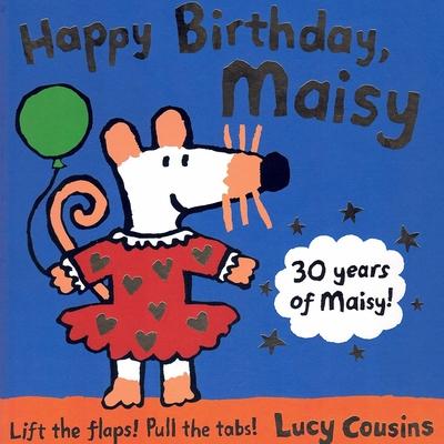 Happy Birthday, Maisy 小鼠波波的生日派對操作書