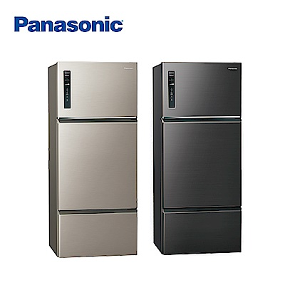 Panasonic國際牌 481公升 一級能效三門變頻電冰箱 NR-C489TV