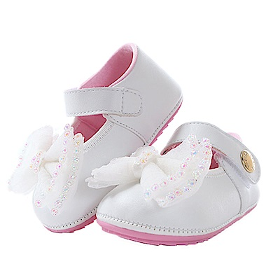 蝴蝶結手工止滑寶寶鞋 sk0589 魔法Baby