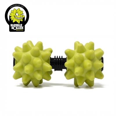 【Rumble Roller】強化惡魔花生球 Beastie Peanut 可調整花生球(強化硬度版 惡魔球 筋膜舒緩 美國製造)