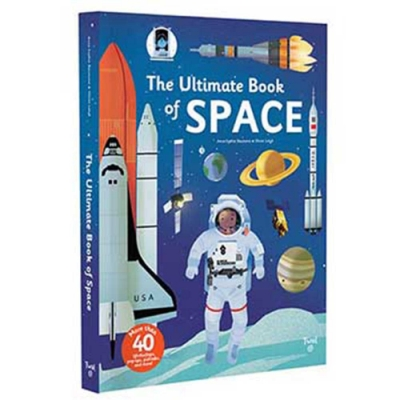 The Ultimate Book Of Space 太空小百科翻頁推拉書