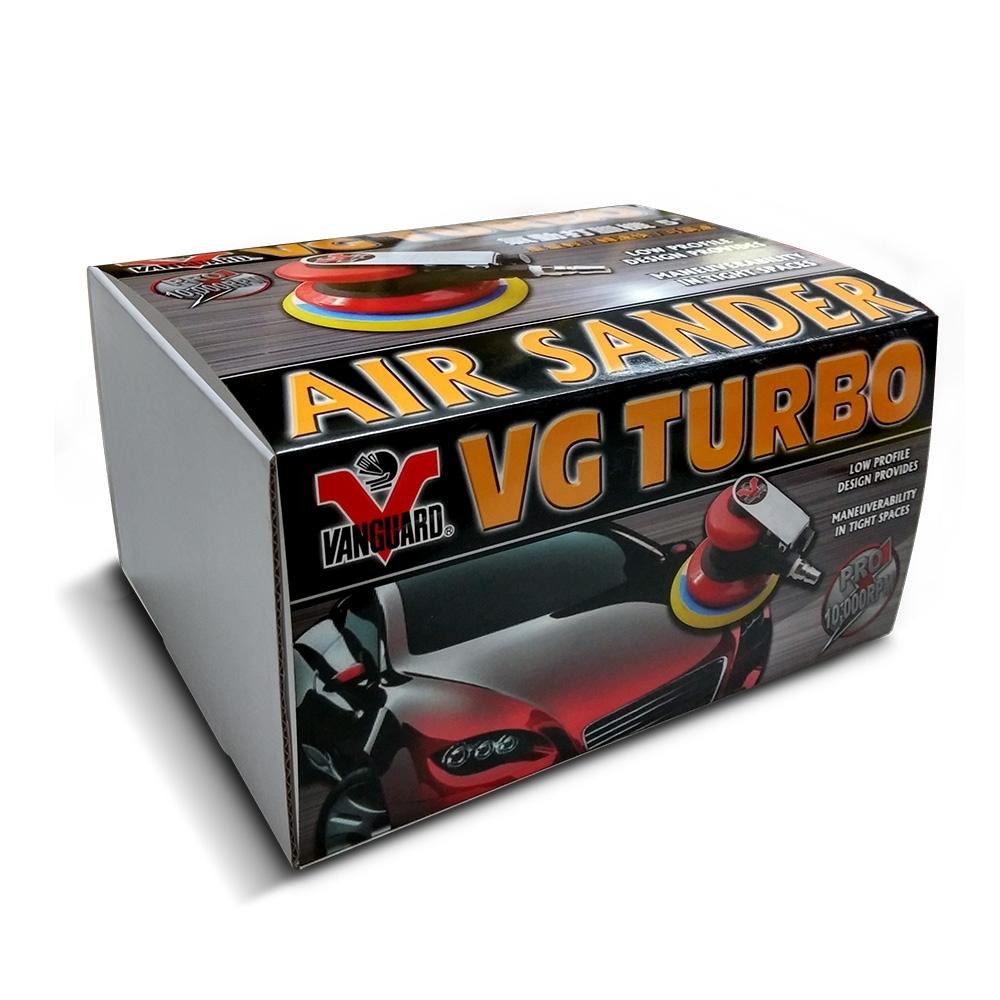 鐵甲武士 VG-TURBO 5吋氣動打蠟機