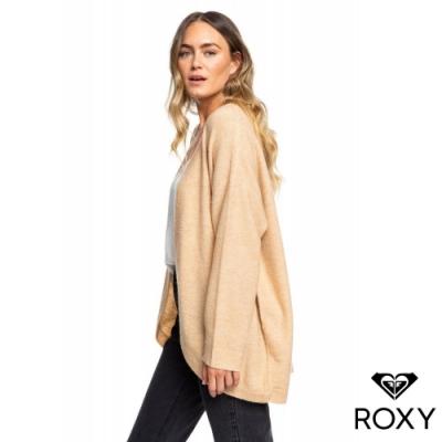 【ROXY】 DELICATE MIND 針織衫  米色