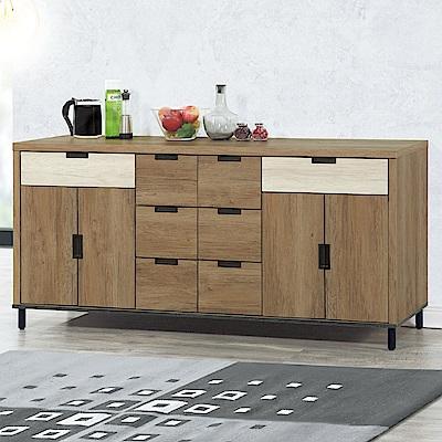 AS-安娜6尺餐櫃-150.5x45.5x85cm