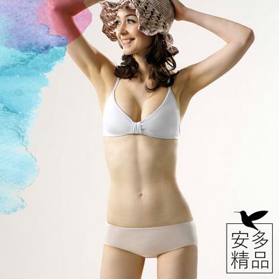 安多精品SEXY繽紛免洗Q褲 (性感低腰平口) - 淑女型 (5入/包)