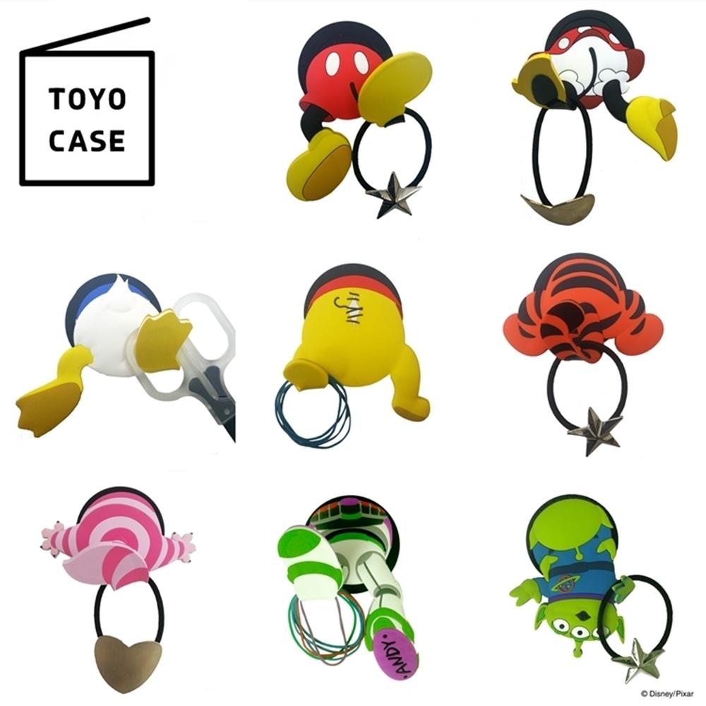 日本TOYO CASE 迪士尼造型磁吸式掛勾MH-D