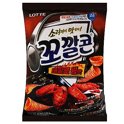 Lotte 樂天玉米脆餅-烤雞翅風味(72g)