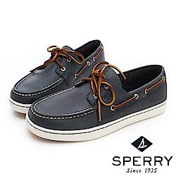SPERRY 紳士風尚時尚經典帆船鞋(男)-海軍藍