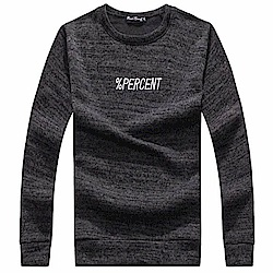 BuyGlasses 雪花保暖長袖針織毛衣