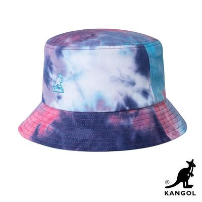 KANGOL-TIE DYE 漁夫帽-彩色