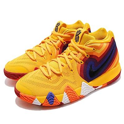 Nike 籃球鞋 Kyrie 4 高筒 運動 女鞋
