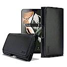 Xmart For iPhone 8 Plus 5.5吋 型男羊皮橫式腰掛皮套