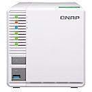 【促銷組合】QNAP TS-328網路儲存伺服器+WD20EFRX*2