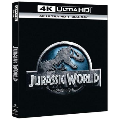 侏羅紀世界 4K UHD+BD 雙碟限定版