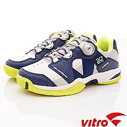 Vitro韓國專業運動品牌-RANKERS2.0-N/L網球鞋-藍(男)