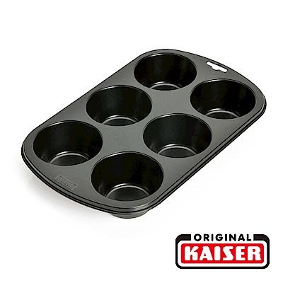 德國KAISER 馬芬蛋糕烤模6入