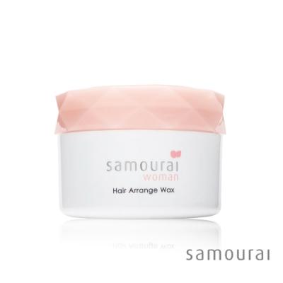 Samourai 白玫瑰造型髮蠟(70g/罐)