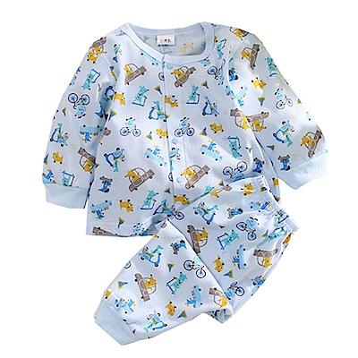 嬰幼兒薄長袖居家套裝 k50671 魔法Baby