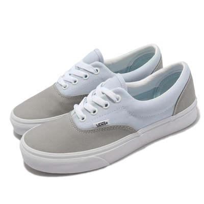 Vans 休閒鞋 Era 復古 MIX  MATCH 男女鞋 棋盤格 基本款 支撐 穿搭 情侶鞋 灰 藍 VN0A54F14FY