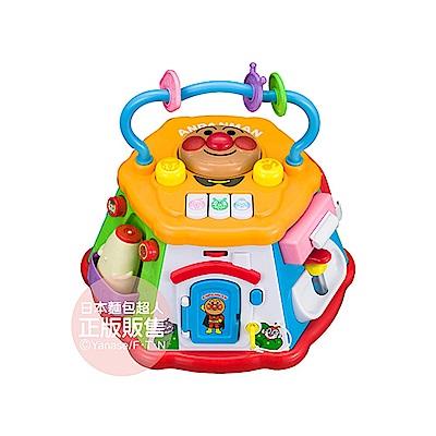 麵包超人-大型趣味嬰兒遊戲盒