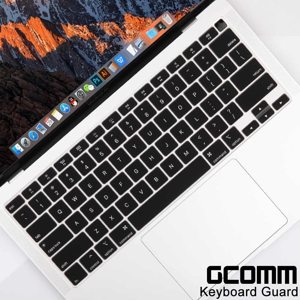 GCOMM Apple 2020 MacBook Air 13吋 A2179 A2337 鍵盤保護膜