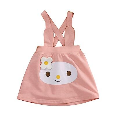 女童鬆緊帶吊帶裙 k51181 魔法Baby
