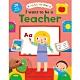 I Want To Be A Teacher 我想當老師硬頁活動書 product thumbnail 1