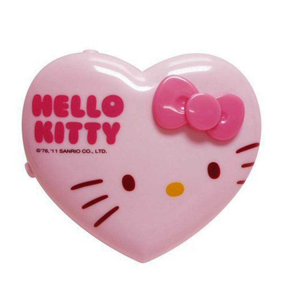 HELLO KITTY 電子式暖爐愛心暖手寶電暖器 KT-Q01