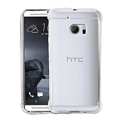 IN7 HTC 10/M10 (5.2吋) 氣囊防摔 透明TPU空壓殼 軟殼