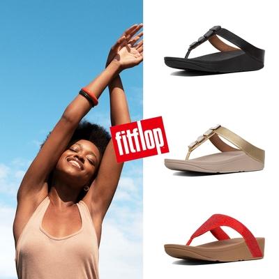 【時時樂】FitFlop- 舒適經典夾腳涼鞋拖鞋-女(共3款)