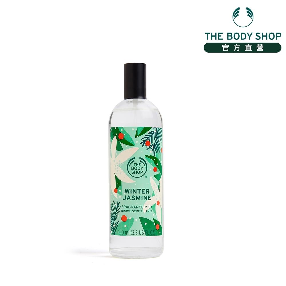 The Body Shop 茉莉身體爽身香霧-100ML