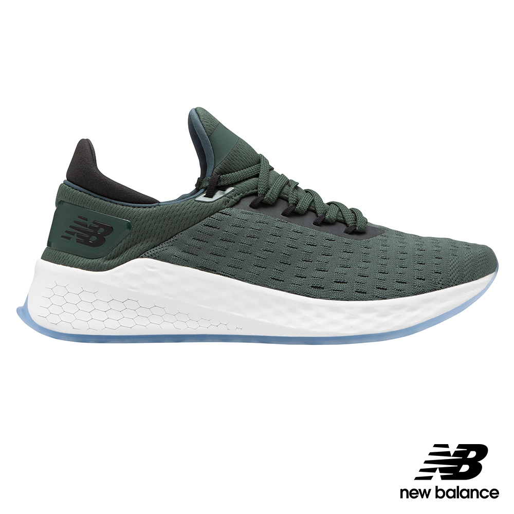New Balance 輕量跑鞋MLZHKLG2_男性軍綠