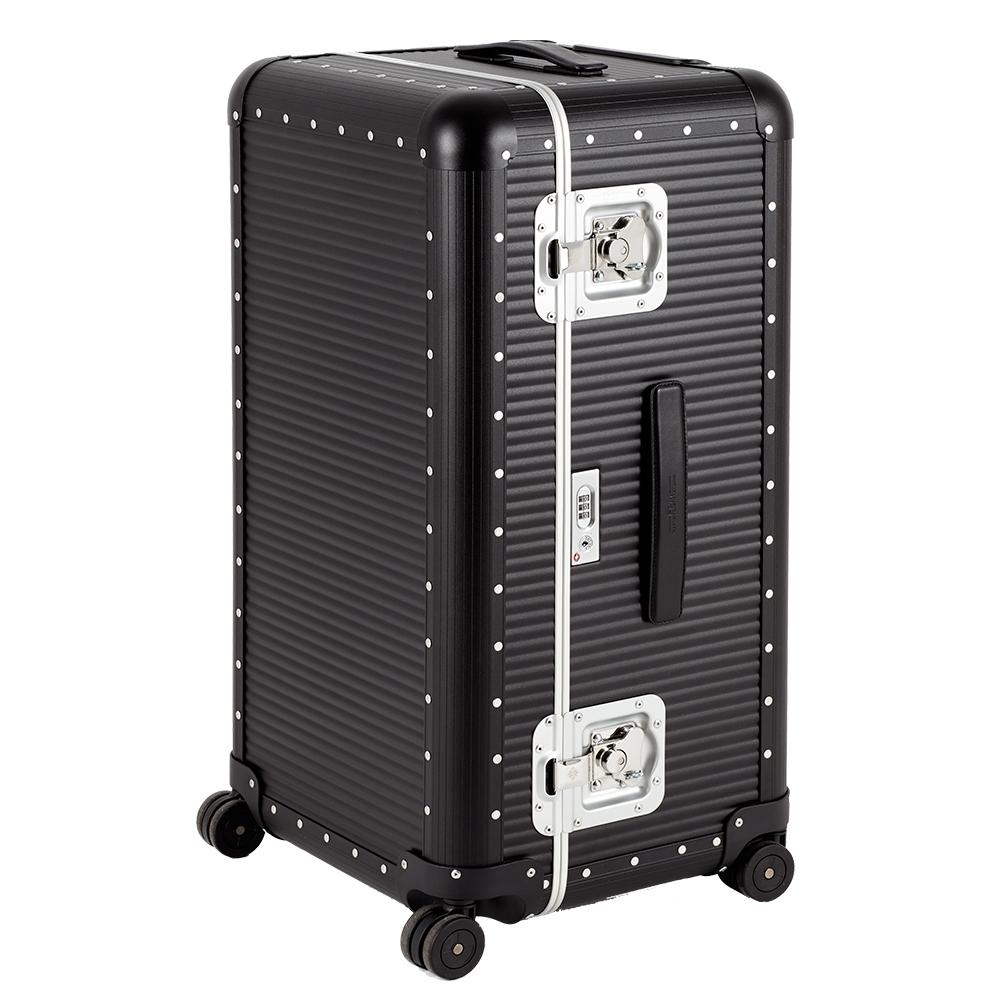 FPM MILANO BANK Caviar Black系列 32吋運動行李箱 松露黑 (平輸品)