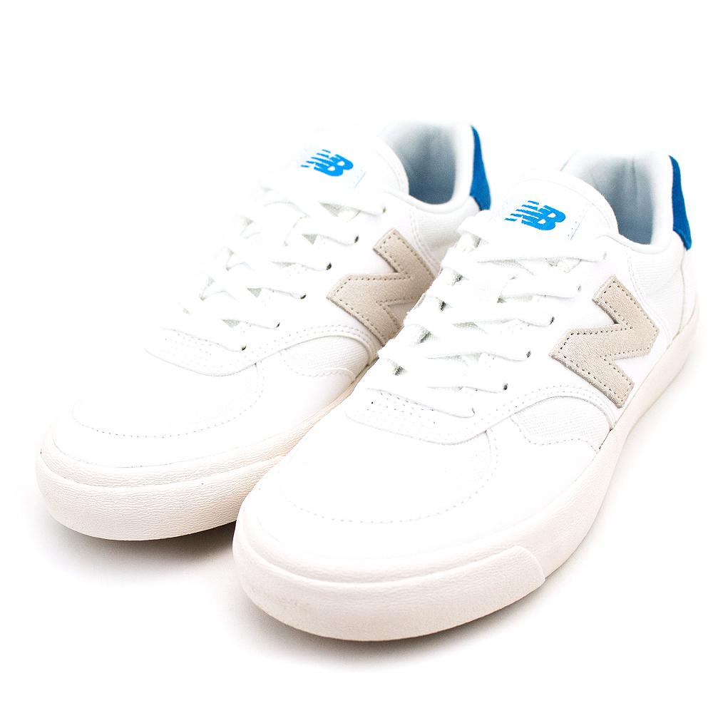 New Balance 男女休閒鞋CRT300XA-D 白