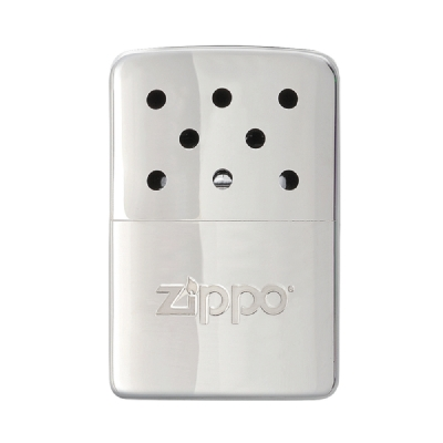 Zippo 6hr Hand Warmer 暖手爐/懷爐(小) 銀 40451